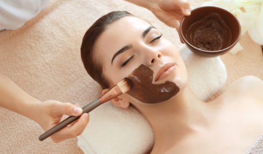 chocolate is the best makeup primer