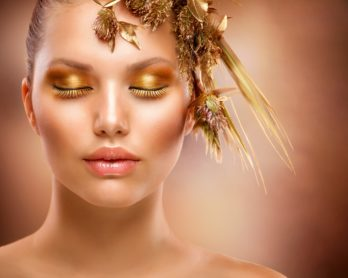 Gold Is the Best Make-up Primer