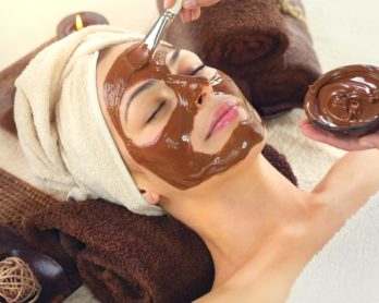 Chocolate Masks Are the Best for Oily Skin