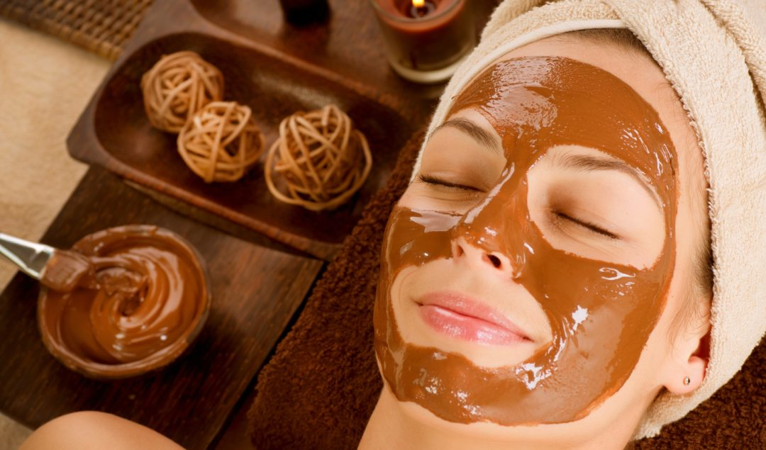 transition to fall with chocolate skincare
